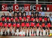 Carlos Navas dirigirà el Sant Cugat FC femení